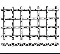 振動ふるい用金網
